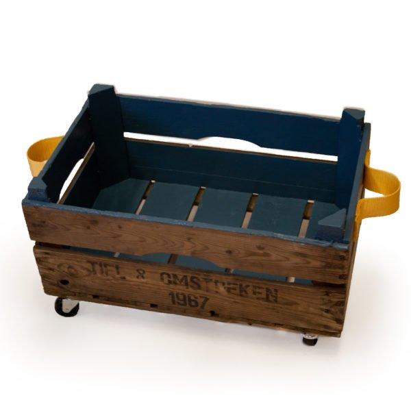 Opbergbox Petrol Blauw
