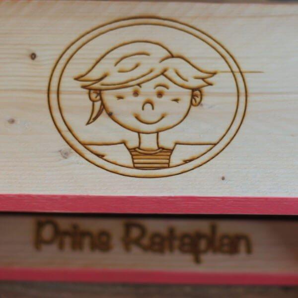 Prins Rataplan zetel